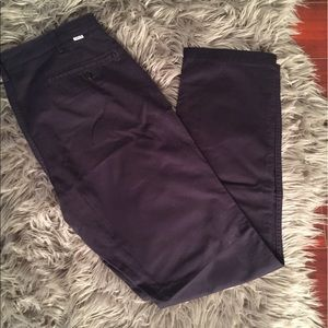 Men's Levi Chino Navy- New without tags W34/L34