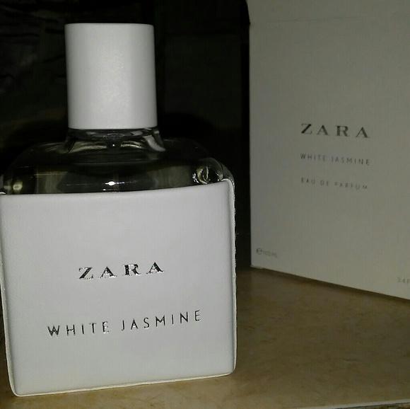 Zara Other White Jasmine Eau De Parfum 34 Fl Oz Poshmark
