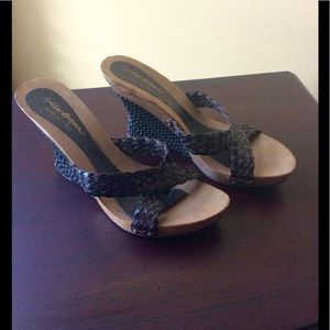 """Shoes - """"Sotto Soppra"""" Wedges"""