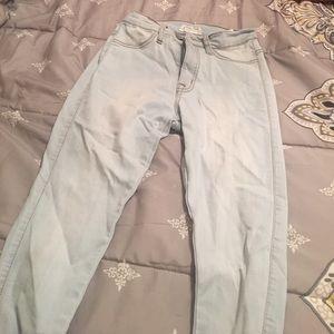 High waisted Fashion nova jeans NWOT