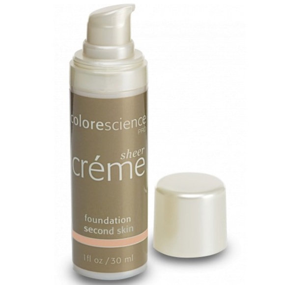 Colorscience Makeup - Colorscience Sheer Foundation - Second Skin!