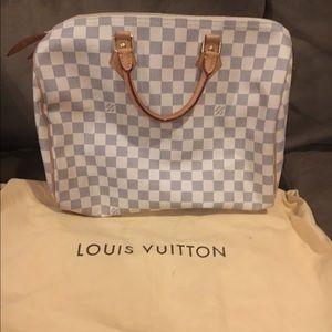 Handbags - Louie Vuitton satchel