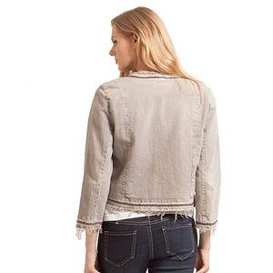 Max Jeans Jackets & Coats - Max Jeans Gray Denim Jacket!