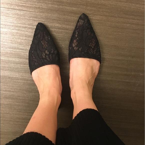 H\u0026M Shoes | Hm Black Mules | Poshmark