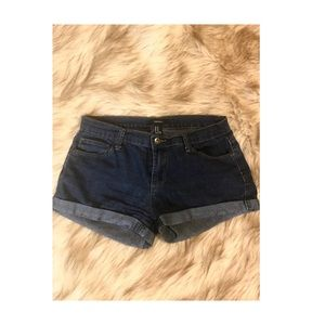 ⭐️Forever 21 blue jean shorts⭐️