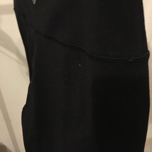 55 off lululemon athletica pants lululemon black tights