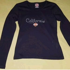 Harley-Davidson San Francisco Long Sleeve shirt