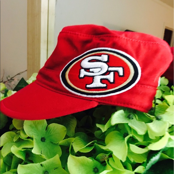 Brand-new with tags s San Francisco 49ers hat 19c7434b6