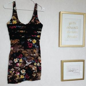 Asos dress.. roses and vintage..