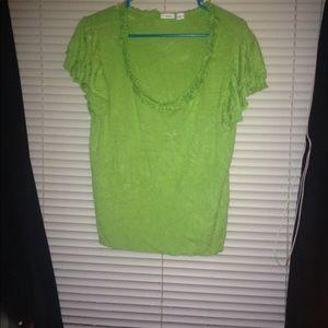 🌺Cato Soft Green Sweater