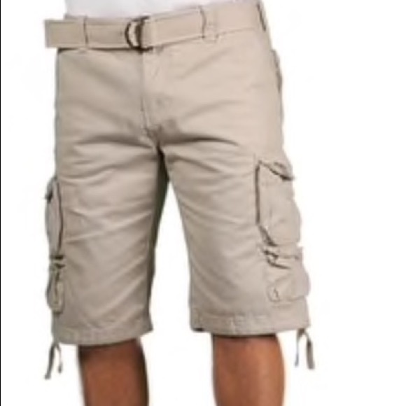 70% off Rustic Blue Other - Rustic Blue Khakis Cargo Shorts NWT ...