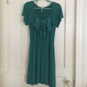 Teal BCBGeneration dress. Size M