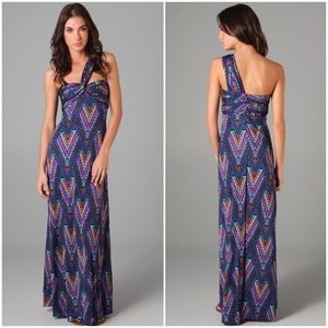 Mara hoffman laki maxi dress