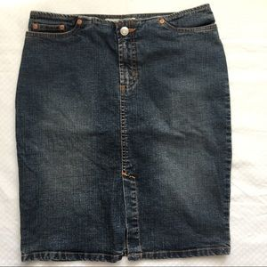 Vintage? Old Navy jean skirt
