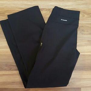 Columbia yoga pants