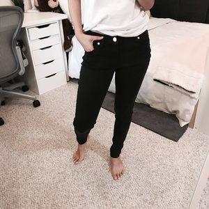 Black Express Skinny Jeans