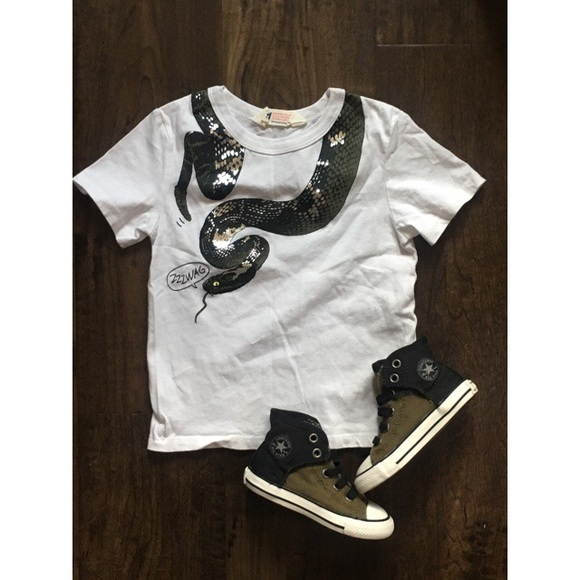 H M Other - H M Swag Snake Shirt Like New Boys ... d065a4c2ffa4c