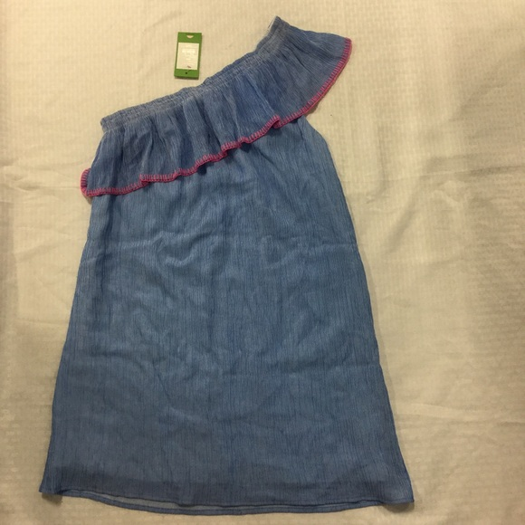 0f4bcd3c53bd20 Lilly Pulitzer Dresses | Nwt Emmeline Dress Lapis Blue M | Poshmark