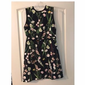 Floral Dress by Victoria Beckham for Target
