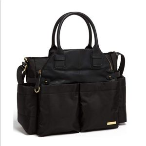 NEW Skip hop diaper bag Chelsea downtown satchel
