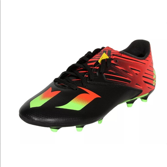 8a85a9372 adidas Other - 🔥⚽ Adidas Messi Soccer Cleats Black Red Mens 9.5
