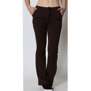Pants - Brown French Terry Pants