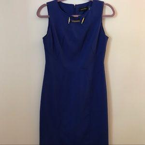 Ivanka Trump Royal Blue Dress