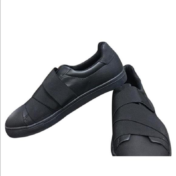 45ad37fa Zara Shoes | Man Velcro Slip On Sneakers | Poshmark