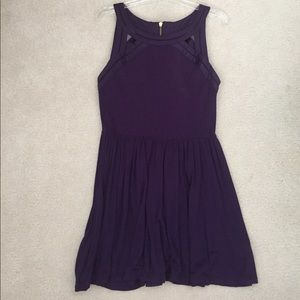 Urban Outfitters - Silence + Noise Purple Dress