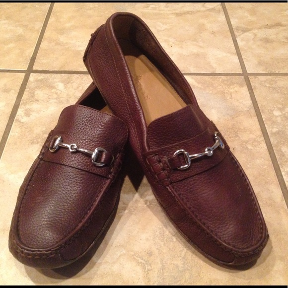 ef1cadc08 Cole Haan Other - Cole Haan Grant Canoe Bit Slip On Loafer Size 10.5