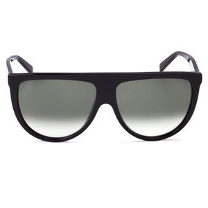 3f84c680f3e Celine Accessories - New Celine Thin Shadow Sunglasses in Black Grey