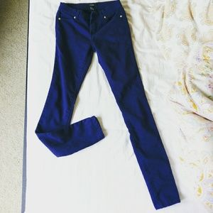Blue soft cotton Jeans by forever 21