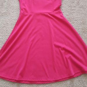Old Navy Dresses - Hot Pink A line Dress