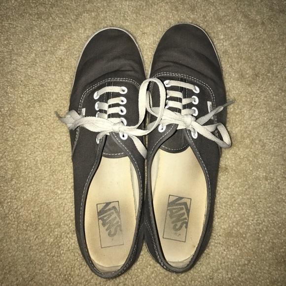 Schatz als seltenes Gut Modestil Neue Produkte Vans Shoes | Salegray Gently Used | Poshmark