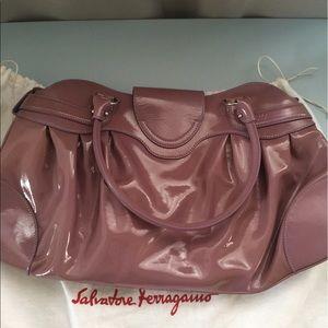 Salvatore Ferragamo Bags - Authentic Salvatore Ferragamo Handbag plus free 5e59bbd6b7a2f