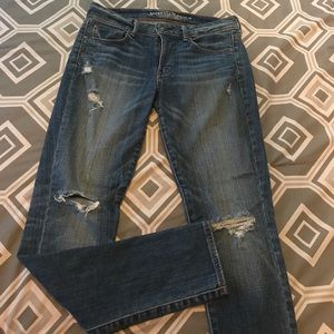 GREAT CONDITION! American eagle skinny jeans