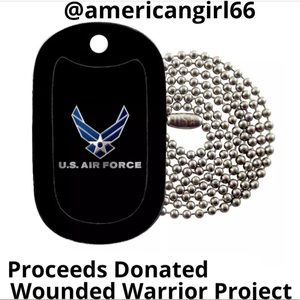 Other - 🎉2χ🅷🅿 Air Force 🇺🇸Dog Tags