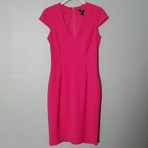 H&M Pink Pencil Dress