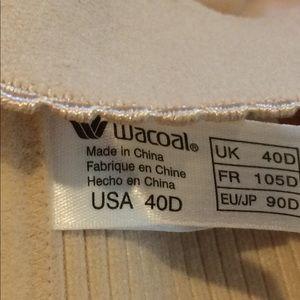 5d915c8c37 Wacoal Intimates   Sleepwear - New Wacoal Long Line Strapless Bra 40D 859119