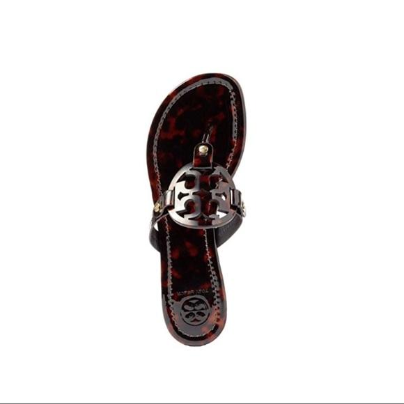 tory burch tortoise sandals