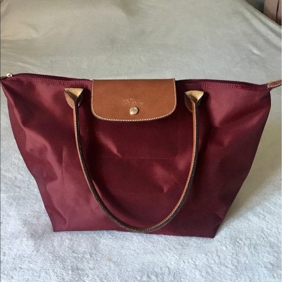 1ded7848c38e Longchamp Handbags - Longchamp Le Pliage Large