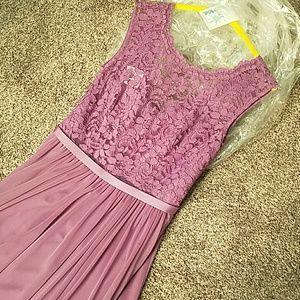 David's bridesmaids dress