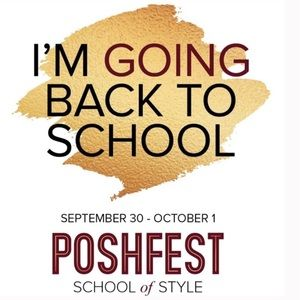 Accessories - See You At Poshfest 2017