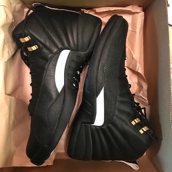 Nike Shoes   Mens Black Air Jordan 12