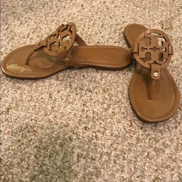 23 Off Tory Burch Shoes Authentic Tory Burch Sand