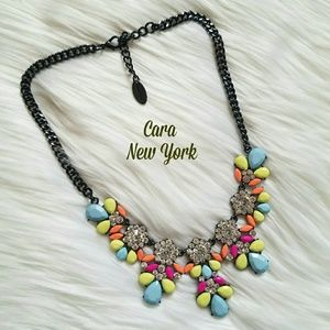 New Cara New York Multi Color Necklace!