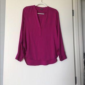 Vince silk blouse