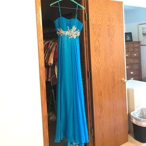 Dave & Johnny Prom Dress