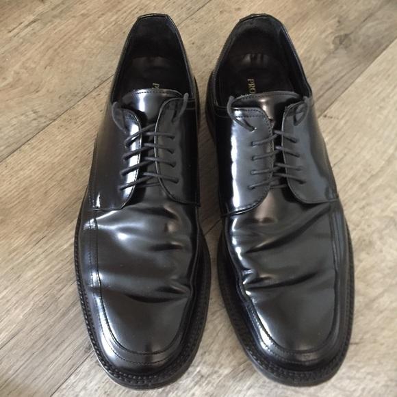 Pronto Uomo Size  Dress Shoes