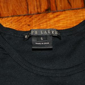 Ralph Lauren Black Label